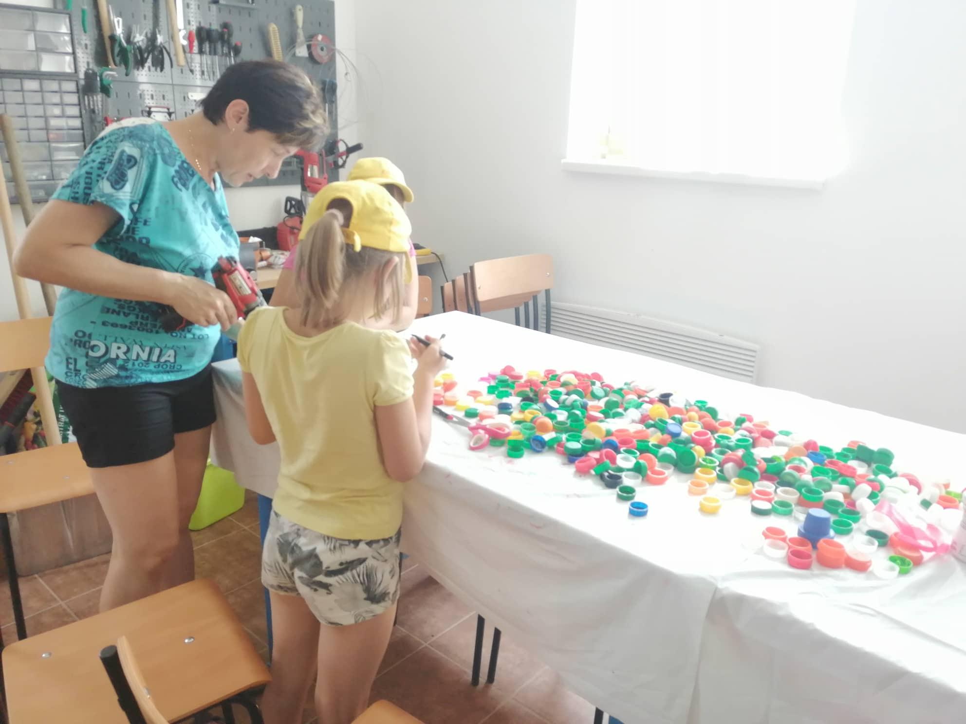 Dětský klub a příměstské tábory