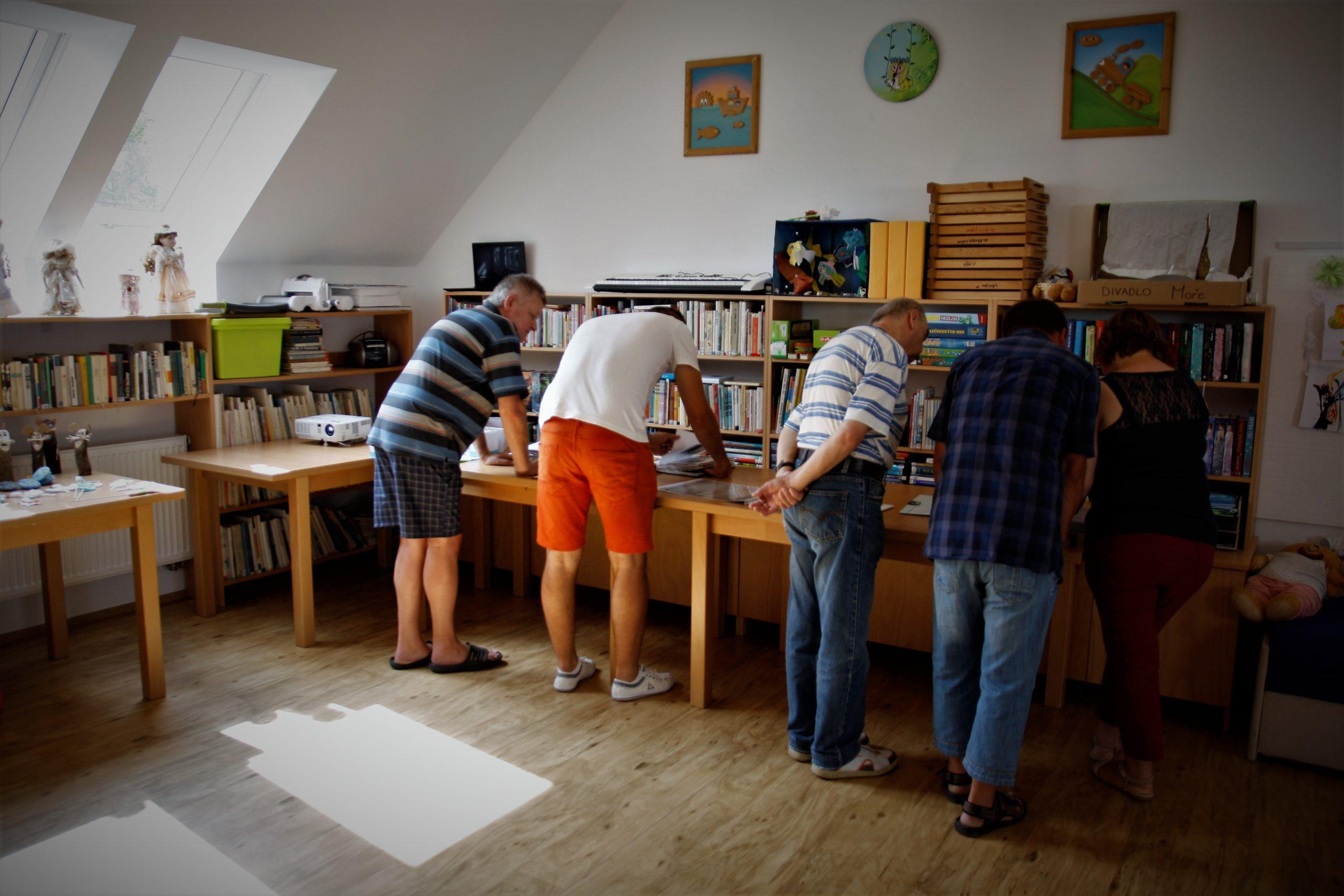 výstava Historie obce Košíky ve fotografii