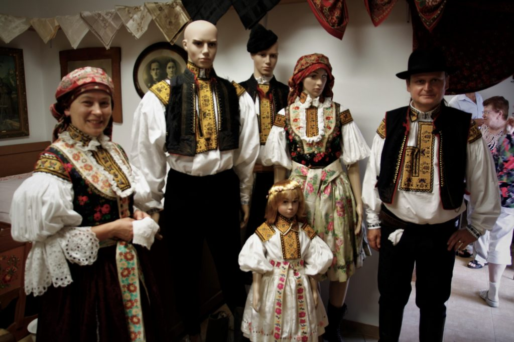 muzeum obce Košíky